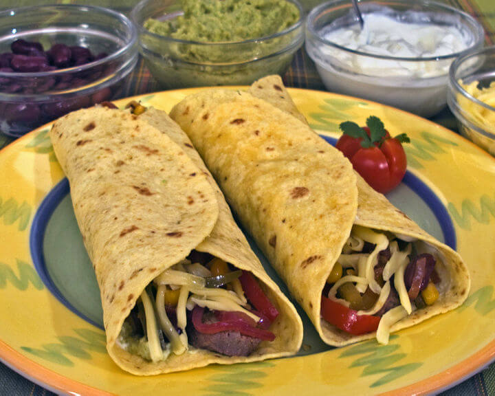 Burrito - Fini Recepti
