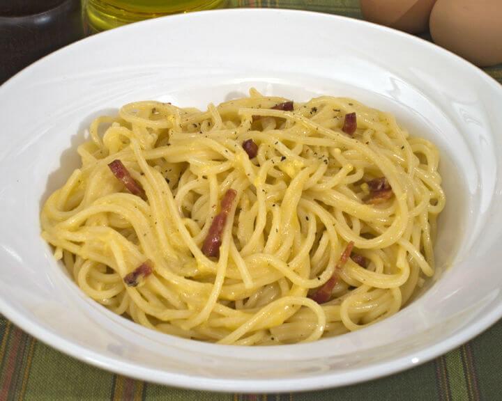 Carbonara - Fini Recepti