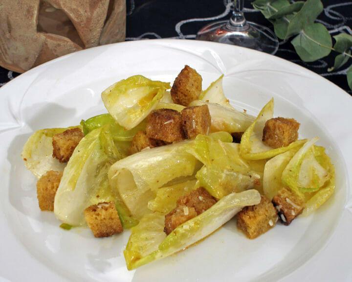 Cesarova salata - Fini Recepti