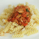 Fusili s rajčicom i tunom - Fini Recepti by Crochef