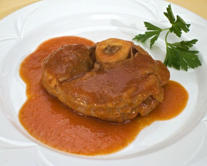Osso bucco alla milanese - Fini Recepti