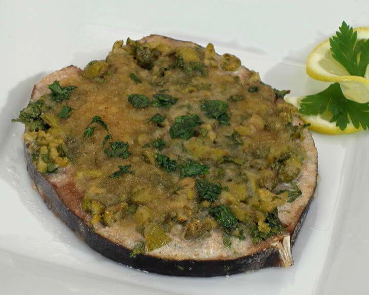 Tuna alla Favignana - Fini recepti