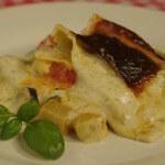 Vegetarijanske lazanje - Fini Recepti
