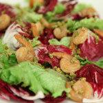 Vinaigrette za salatu od naranče i pistacija
