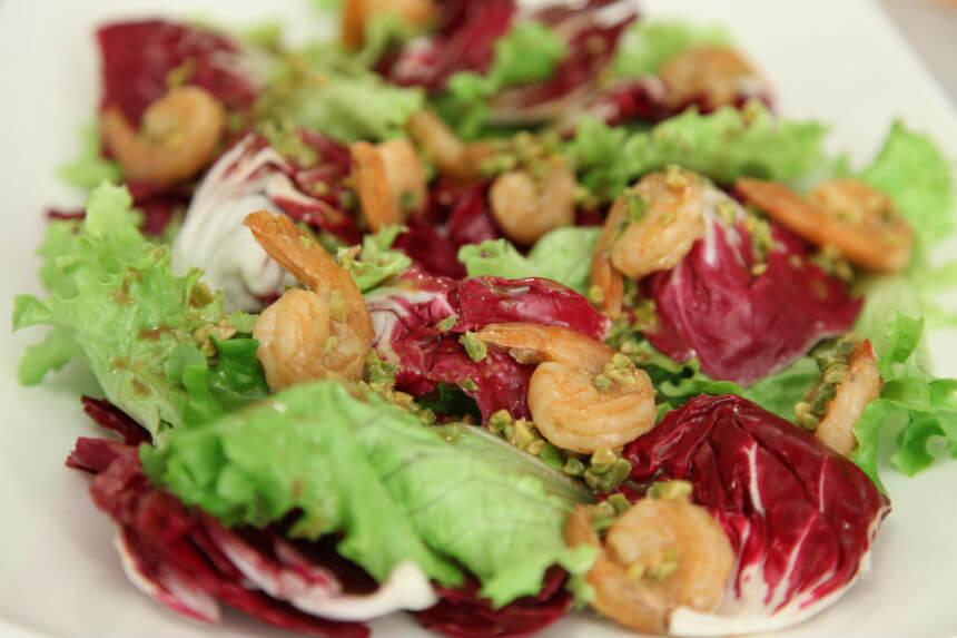 Vinaigrette za salatu od naranče i pistacija - Fini Recepti by Crochef