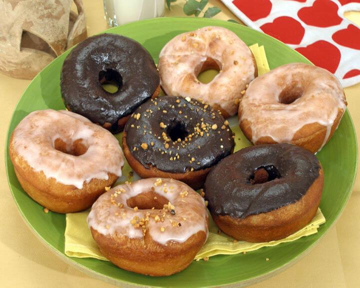 Američke krafne (Donuts) - Fini Recepti