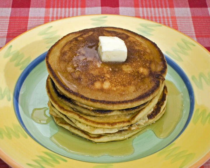 Pancakes s javorovim sirupom - Fini Recepti