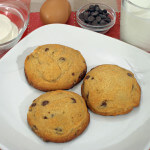 Američki keksi (Chocolate chip cookies)