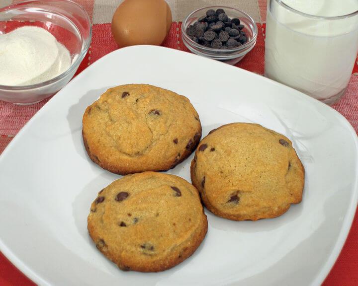 Američki keksi (Chocolate chip cookies) - Fini Recepti