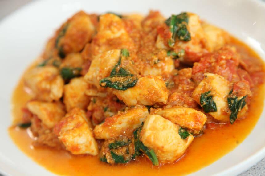 Aromatična piletina na indijski način - Fini Recepti by Crochef
