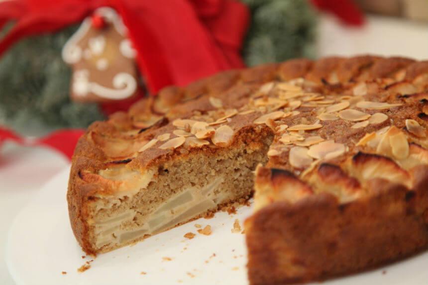 Aromatična torta s jabukama - Fini Recepti by Crochef