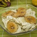 Avokado s bananama
