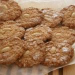 Bademovi biskvit keksi