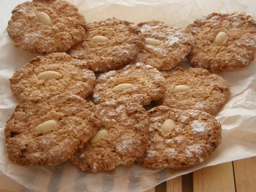 Bademovi biskvit keksi - Fini Recepti