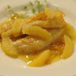 Fileti bijele ribe s narančom - Fini Recepti by Crochef