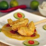 Fileti bijele ribe s umakom od limete i čilija