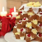 Božićni kolač iznenađenja - Fini Recepti by Crochef