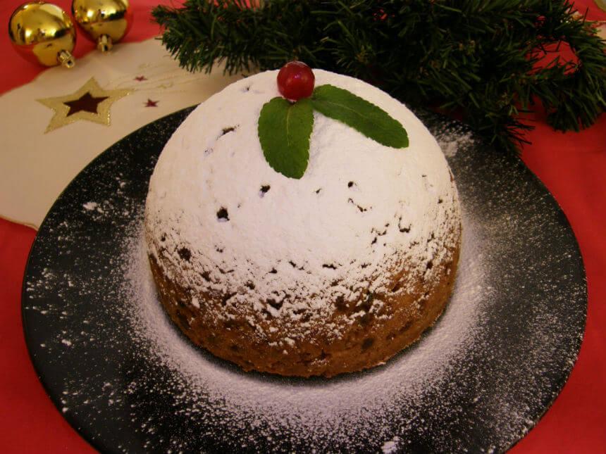 Božićni puding - Fini Recepti