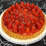 Brza torta od jagoda