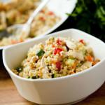Bulgur s povrćem i piletinom - Fini Recepti by Crochef