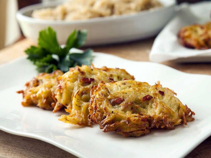 Bramboraky - češke popečke od krumpira - Fini Recepti by Crochef