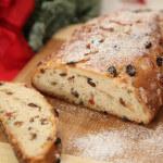 Christstollen - njemački božićni kolač