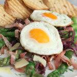 Doručak sa zelenim šparogama - Fini Recepti by Crochef