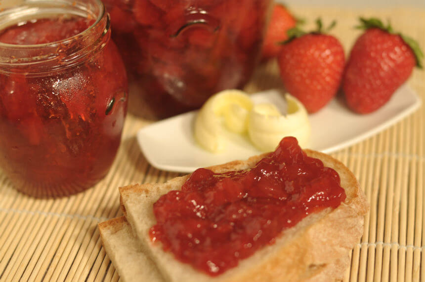 Džem od jagoda - Fini Recepti by Crochef