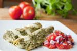 Enchilada s pečenom piletinom i jajima - Fini Recepti by Crochef