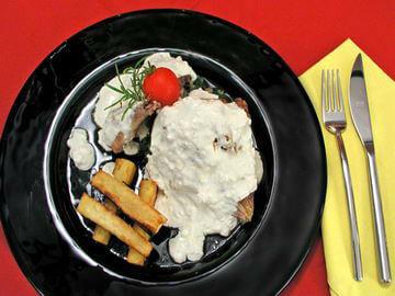 Fazan u bijeloj košuljici - Fini Recepti by Crochef
