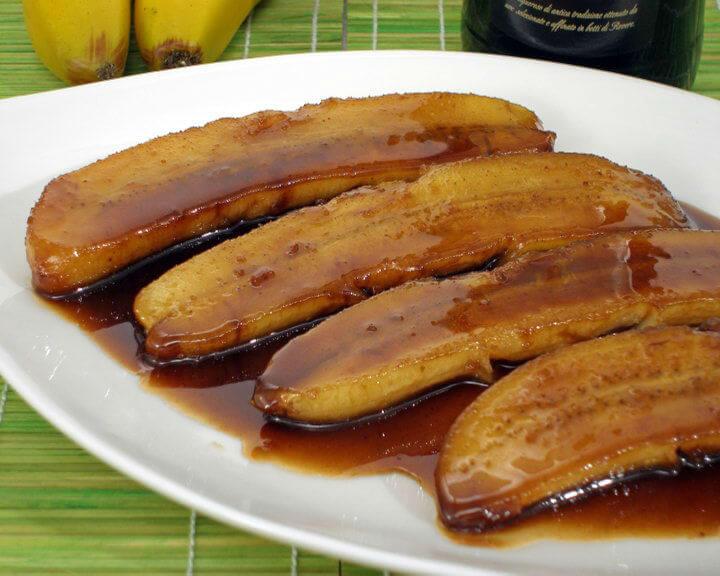 Flambirane banane - Fini Recepti