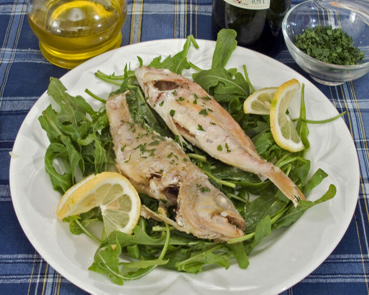 Frigana bijela riba - Fini Recepti