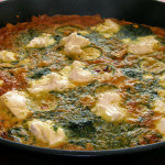 Fritata od povrća s krem sirom - Fini Recepti