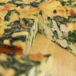 Fritata s povrćem i piletinom - Fini Recepti by Crochef