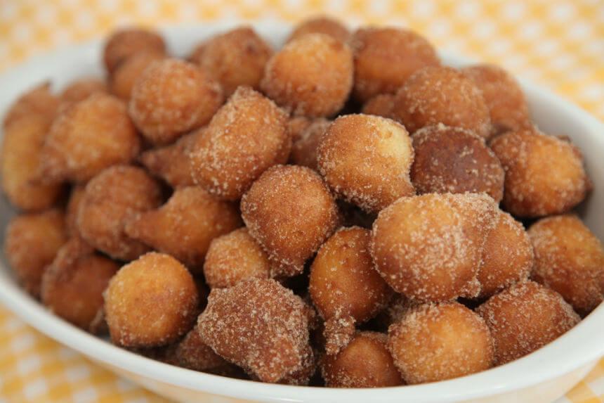 Fritule s jabukama - Fini Recepti by Crochef