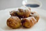 Fritule s kandiranim voćem