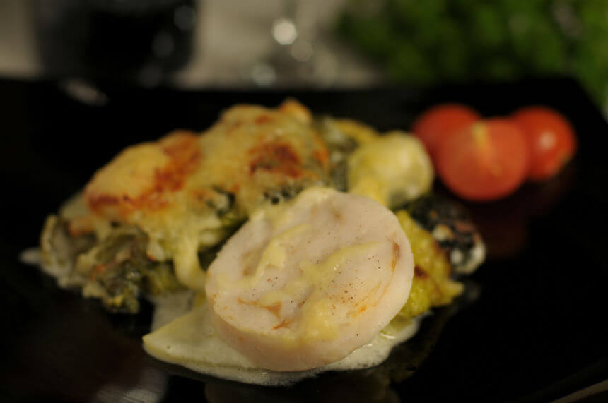 Gratinirani složenac od ribe i povrća - Fini Recepti