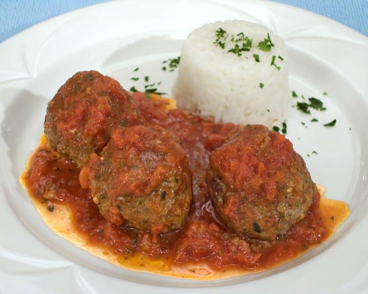 Ćufte na grčki način - Fini Recepti