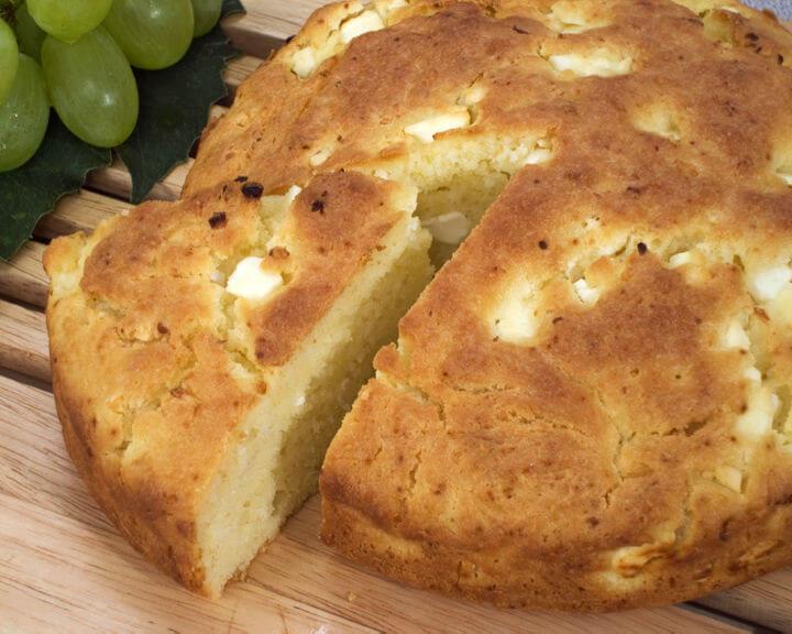 Grčki kruh od sira - Fini Recepti