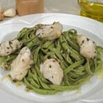 Grdobina sa zelenim rezancima - Fini Recepti
