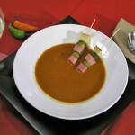 Gulaš juha s ražnjićima