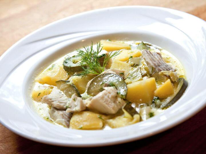 Riblji gulaš s krumpirom - Fini Recepti by Crochef
