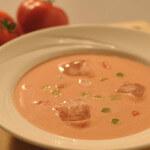 Hladna juha od rajčice i jogurta
