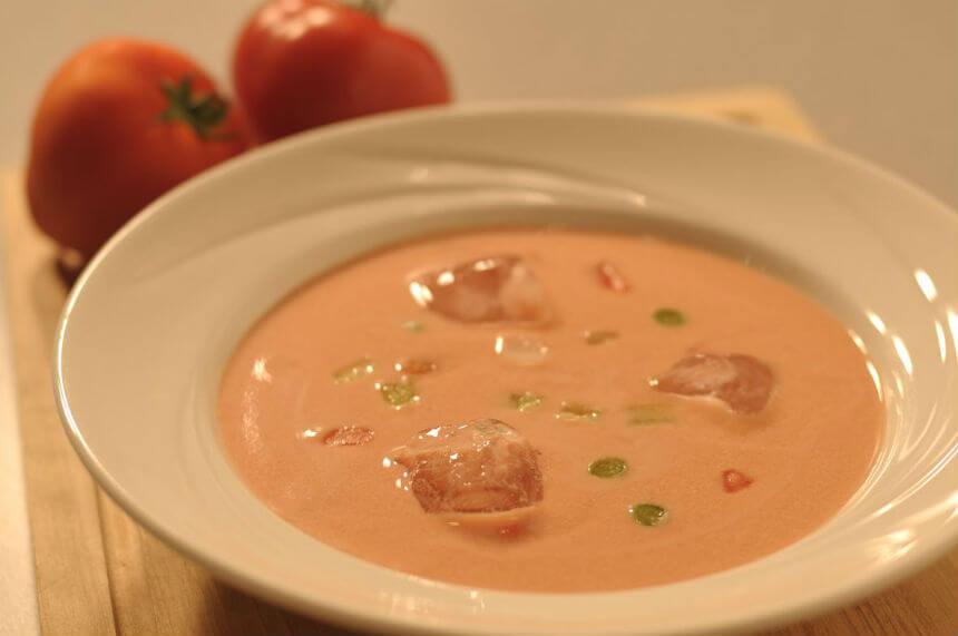 Hladna juha od rajčice i jogurta - Fini Recepti by Crochef