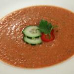 Gazpacho (hladna španjolska juha od povrća)
