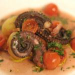 Hobotnica iz pećnice s mladim krumpirom
