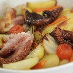 Hobotnica kao ispod peke