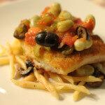 Hrskavi fileti bijele ribe - Fini Recepti