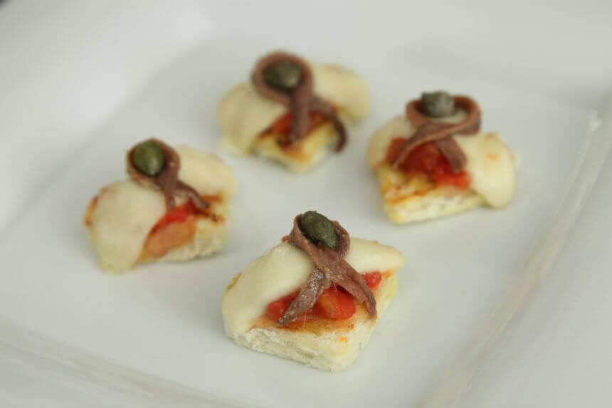 Hrskavi zalogajčići za zaljubljene - Fini Recepti by Crochef