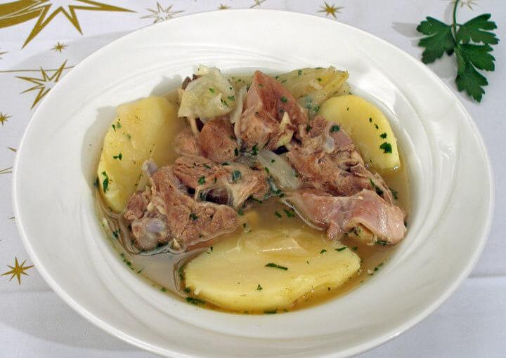 """Irsko varivo s janjetinom – """"Irish stew"""""""